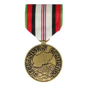Afghanistan Campaign Medal (Full Size)