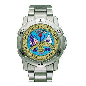 Military Logo Watches (Army)