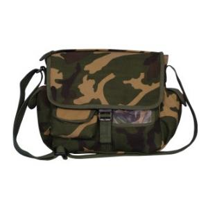 Messenger Bag (Woodland Camo)