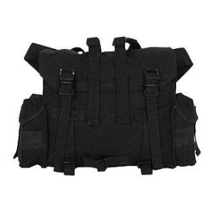 South African Style Back Pack (Black)