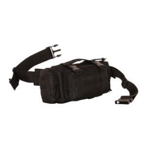 M.O.L.L.E. Deployment Bag (Black)