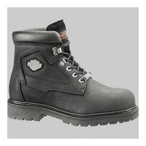 "Harley-Davidson 6"" Badlands Boot (Black)"