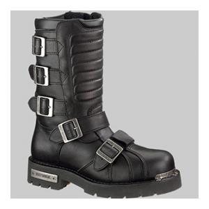 Harley-Davidson Side Light Boot (Black)