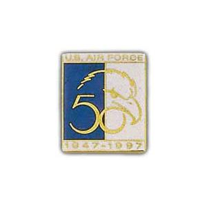 Air Force 50th Aniversary Pin