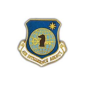 Air Force Inteligence Agency Pin