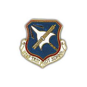 Air Force Test Pilot School Pin