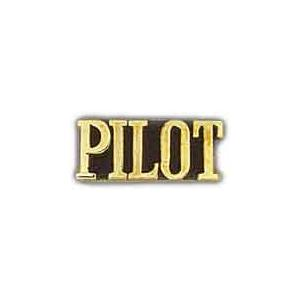 Air Force Scripted Pilot Pin