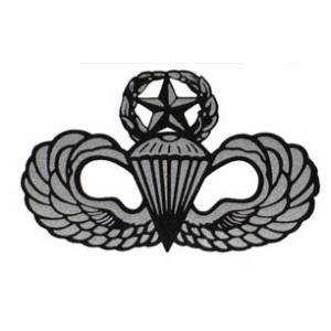 Master Paratrooper Inside Window Decal