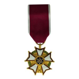 Legion of Merit Medal (Miniature Size)