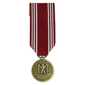 Army Good Conduct Medal (Miniature Size)