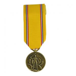 American Defense Medal (Miniature Size)