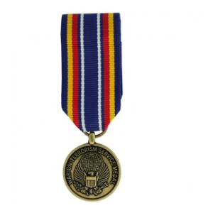 Global War on Terrorism Service Medal (Miniature Size)