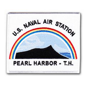 Naval Air Station Pearl Harbor TH Patch