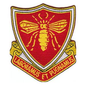 439th Engineer Battalion Patch