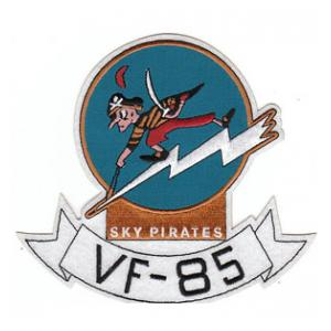 Navy Fighter Squadron VF-85 Patch