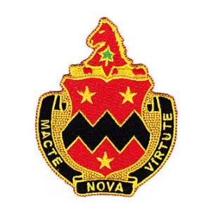 16th Field Artillery Regiment Patch