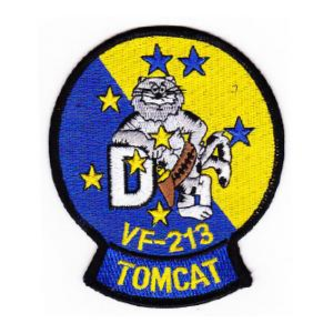 Navy Figther Squadron VF-213 Patch