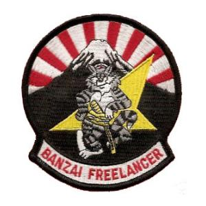 Navy Fighter Squadron VF-21 Patch