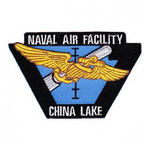 Naval Air Facility China Lake Patch