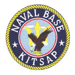 Naval Base Kitsap Patch