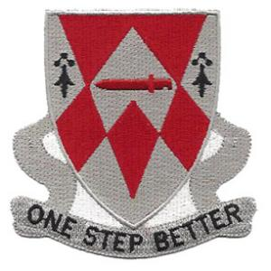1249th Engineer Battalion Patch