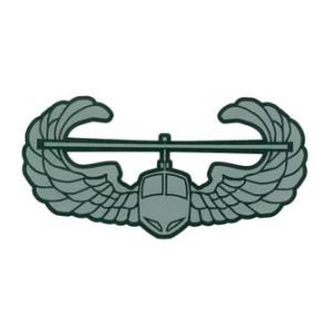 Army Air Assault Outside Window Decal