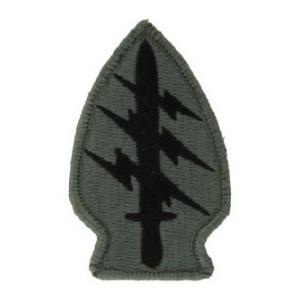 Special Forces Patch Foliage Green (Velcro Backed)