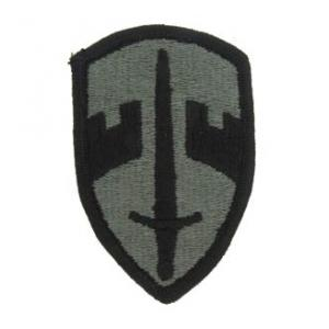 Military Assistance Command Vietnam Patch Foliage Green (Velcro Backed)