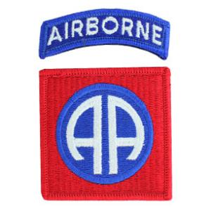 82nd Airborne Division Patch
