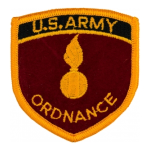 Army Ordnance Patch