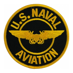 Naval Aviation Patch (Flight Officer)