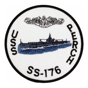 USS Perch SS-176 Patch