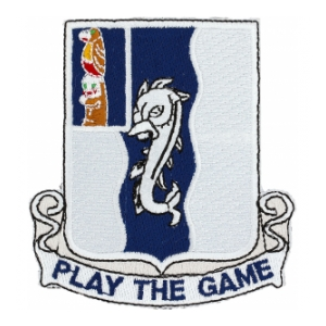 50th Infantry Regiment Patch