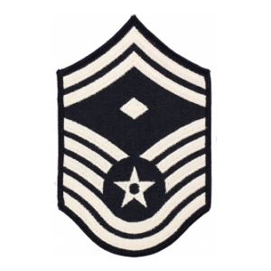 Air Force Senior Master Sergeant w/ Diamond (Sleeve Chevron)