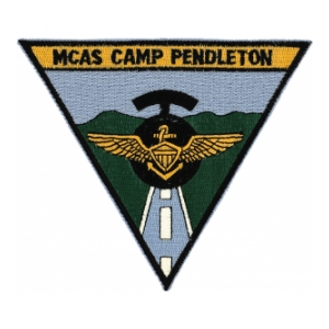 MCAS Camp Pendleton Patch