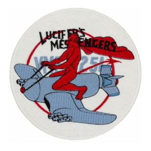 Marine Fighter Squadron VMF-251 Lucifer's Messengers Patch