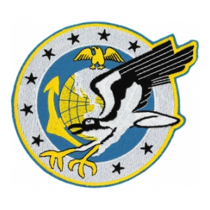Marine Fighter Squadron VMF-213 Hellhawks Patch