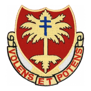 320th Field Artillery Battalion Patch