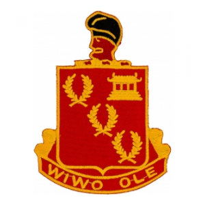 90th Field Artillery Battalion Patch