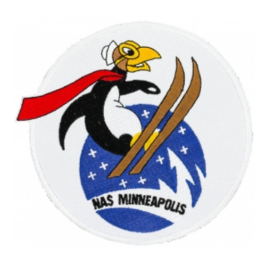 Naval Air Station Minneapolis Patch