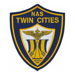 Naval Air Station Twin Cities Patch