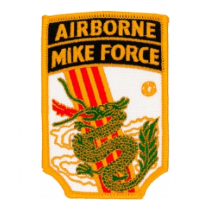 Airborne Mike Force Vietnam Patch