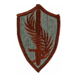 Central Command Patch Foliage Green (Velcro Backed)