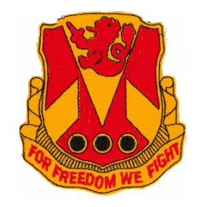 462nd Airborne Field Artillery Battalion Patch