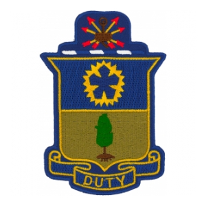 21st Infantry Regiment Patch