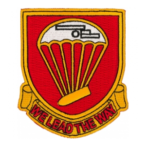 456th Airborne Field Artillery Battalion Patch