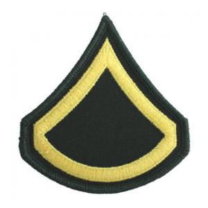 Army Private First Class (Sleeve Chevron) (Male)