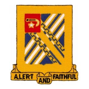 544th Airborne Field Artillery Battalion Patch