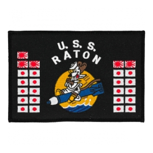 USS Raton SS-270 Patch