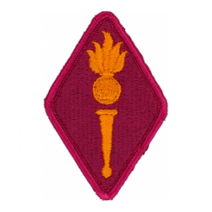 Ordnance School Patch